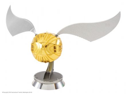 Harry Potter Metal Earth Golden Snitch Model Kit
